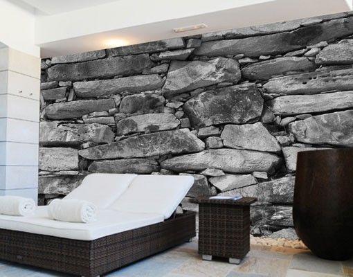 die besten 25 3d tapete ideen auf pinterest fototapete. Black Bedroom Furniture Sets. Home Design Ideas
