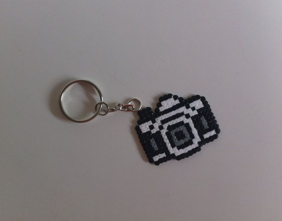 On etsy but could make with perler beads super easy... gonna do one this afternoon!! :D