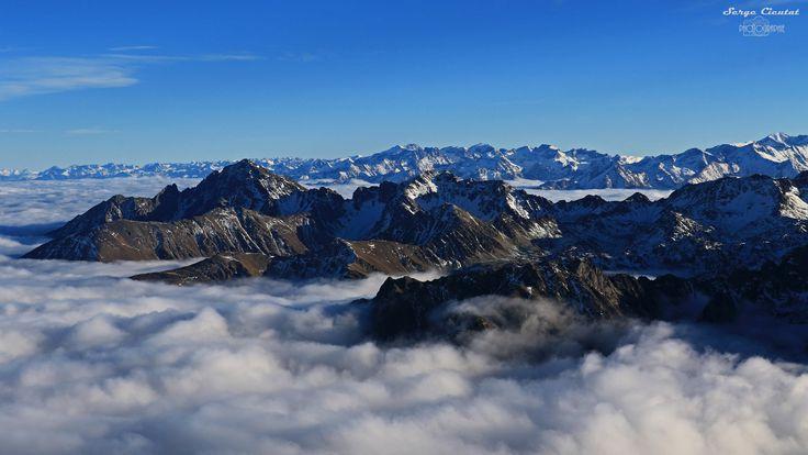 Épinglé par Serge Cieutat sur Montagnes Pyrénées Pinterest