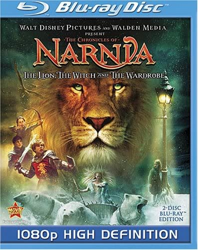 """""""The Chronicles of Narnia: The Lion, The Witch, & The Wardrobe"""" - Christian Movie/Film on Blu-ray. Check out Christian Film Database for more info - http://www.christianfilmdatabase.com/review/the-chronicles-of-narnia-the-lion-the-witch-and-the-wardrobe-2/"""