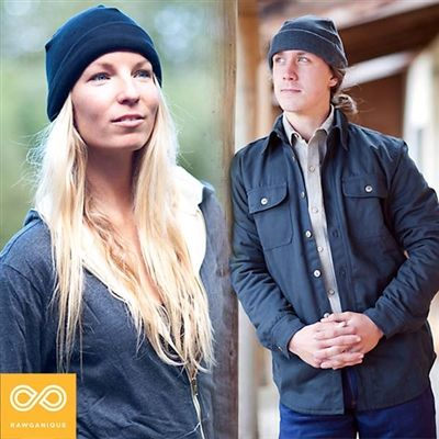 Pemberton 100% organic cotton fleece hat, brushed on both sides for ultra softness (world's first and only). Made in-house at our European atelier. Sweatshop-free. Chemical-free. Vegan & eco-friendly.