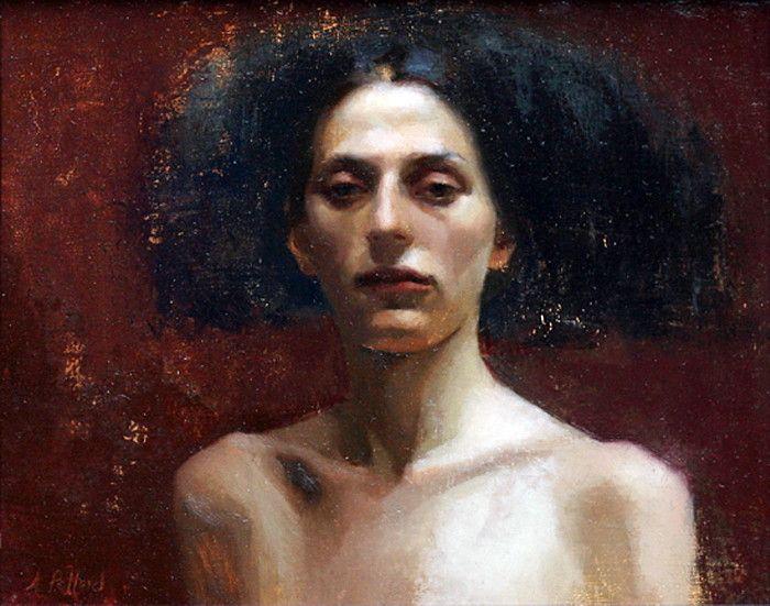 Anastasia Pollard (American, 1971), Self-portrait