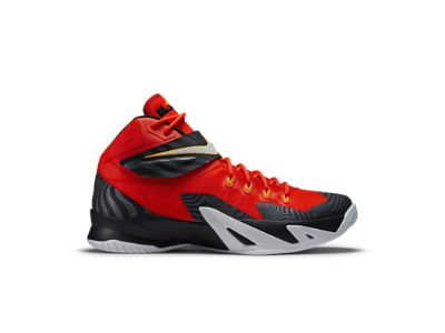 Nike Zoom LeBron Soldier VIII Premium Men's Basketball Shoe