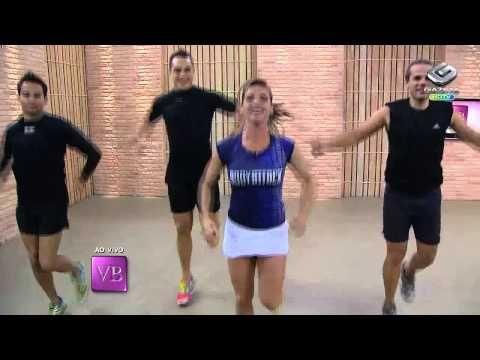 Exercicios Para Braços Femininos   Braços Durinhos   Peso Ideal - YouTube