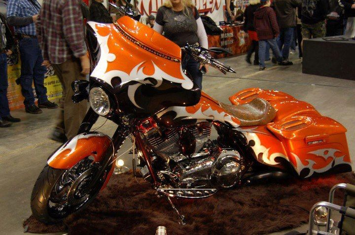 121 Best Motorcycles Images On Pinterest  Airbrush Art
