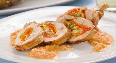 Рулет из кролика https://www.go-cook.ru/rulet-iz-krolika/  Довольно сытная и очень интересная праздничная закуска. Этот рецепт подойдёт тем, кто хочет смастерить что-то необычное из самых тривиальных ингредиентов. Такой рулет отлично украсит новогодний стол. Рецепт рулета из кролика Время подготовки: 10 минут Время приготовления: 1 час 20 минут Общее время: 1 час 30 минут Кухня: Русская Тип: Закуска Порций: 4 Ингредиенты Кролик (спинка) … Читать далее Рулет из кролика