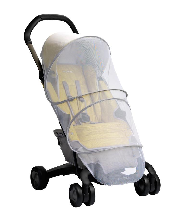 Accesorios silla de paseo PEPP de Nuna - mosquitera