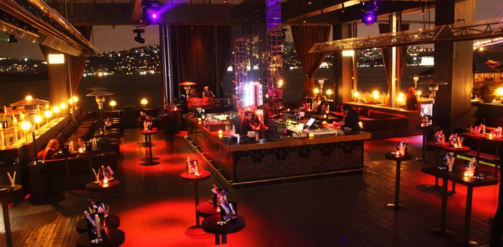 Clubs In Istanbul –Sortie. Hg2Istanbul.com.