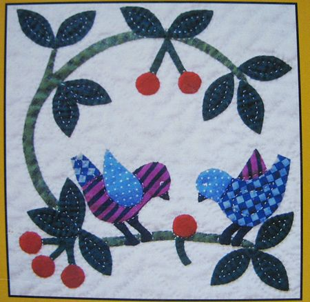 great applique blocks | Quilting : All About Applique