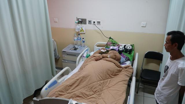 Tim dokter Rumah Sakit Hasan Sadikin, Bandung, sangat ...