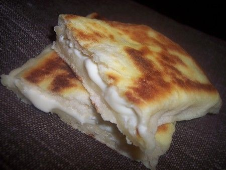Cheese naans : délicieux !!
