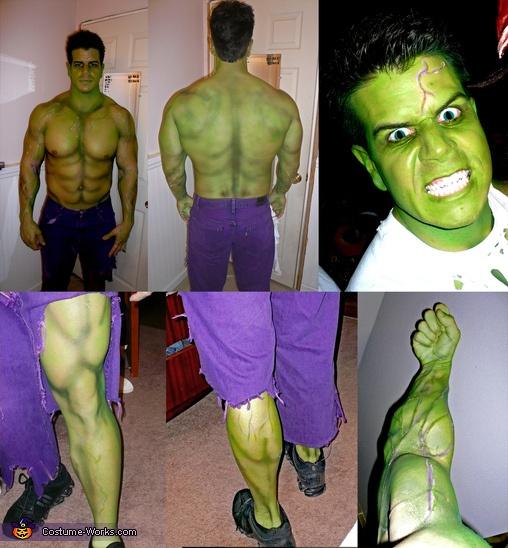 The Incredible Hulk - Man I wanna do this so badddd