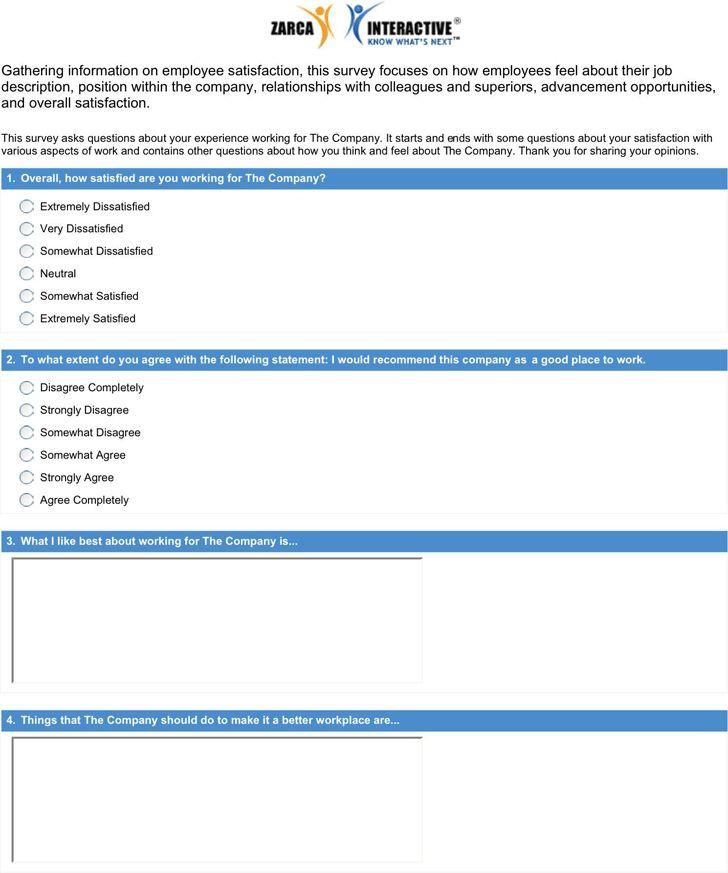 Más de 25 ideas increíbles sobre Sample survey en Pinterest - survey report sample
