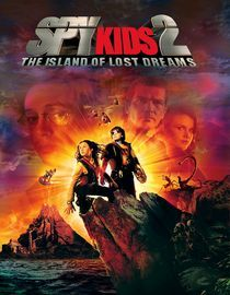 In this sequel to the hit sci-fi family adventure, spy kids Carmen and and Juni Cortez team up with two other pint-size secret agents, Gary and Gerti Giggles. The foursome travels to a mysterious island to save the world from an evil scientist.