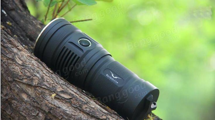 HaikeLite MT01 Trekker XHP50 V2 CW/5000K NW 2500LM LED Flashlight