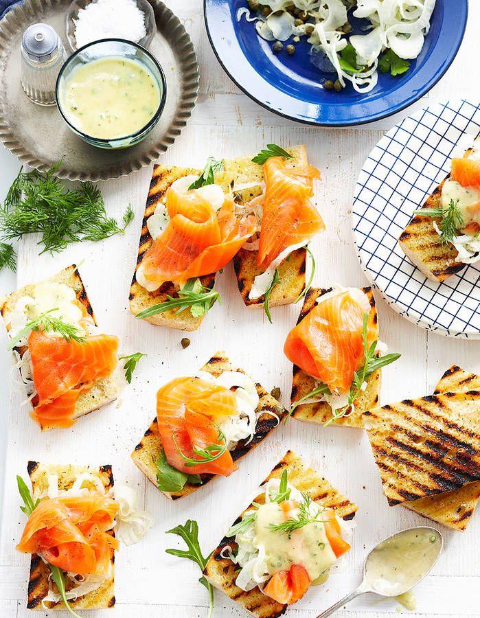 Le saumon fumé et les poissons gras sont des aliments gras qui font maigrir