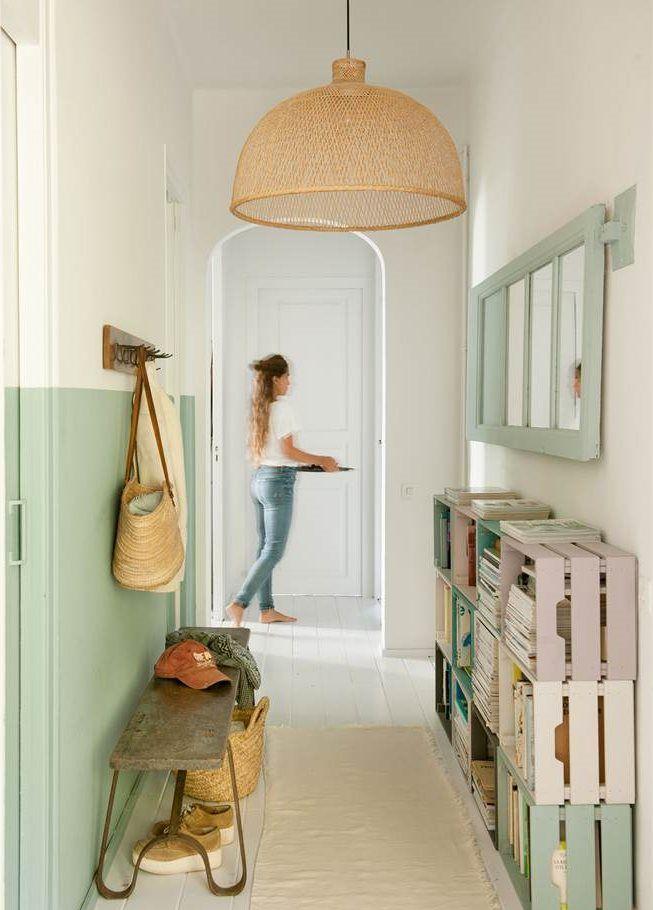 Las 25 mejores ideas sobre paredes de color verde claro for Paredes juveniles pintadas