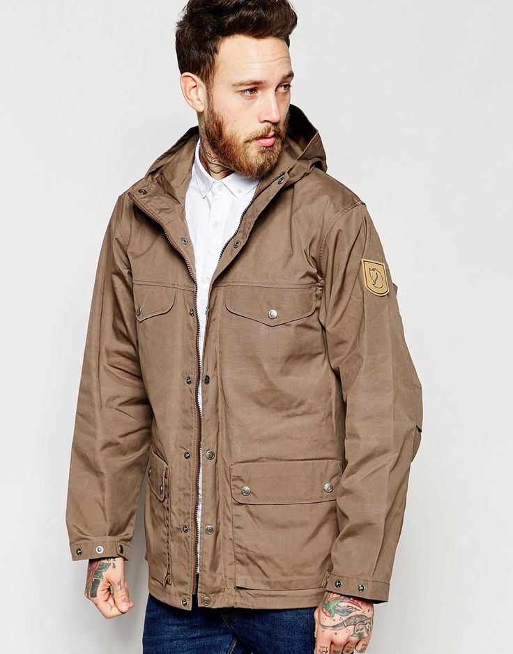 Check these out  Fjallraven Greenland Jacket - Taupemoutaing - http://www.fashionshop.net.au/shop/asos/fjallraven-greenland-jacket-taupemoutaing/ #ClothingAccessories, #Fjallraven, #Greenland, #Jacket, #Male, #Mens, #MensJackets, #Taupemoutaing #fashion #fashionshop