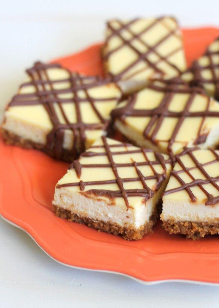 Cheesecake Bars - Bakerita