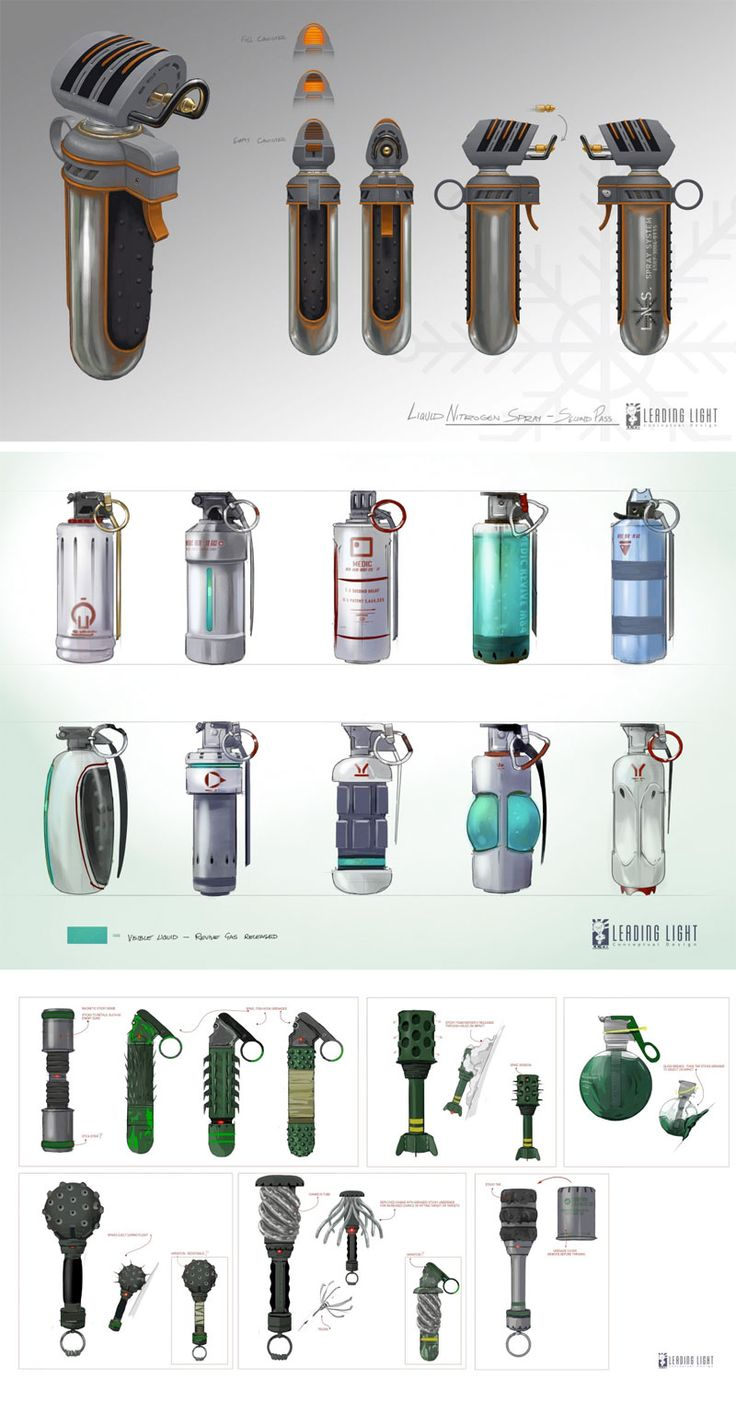 Grenades Brink-Props-03 by TheCab                                                                                                                                                                                 Mais