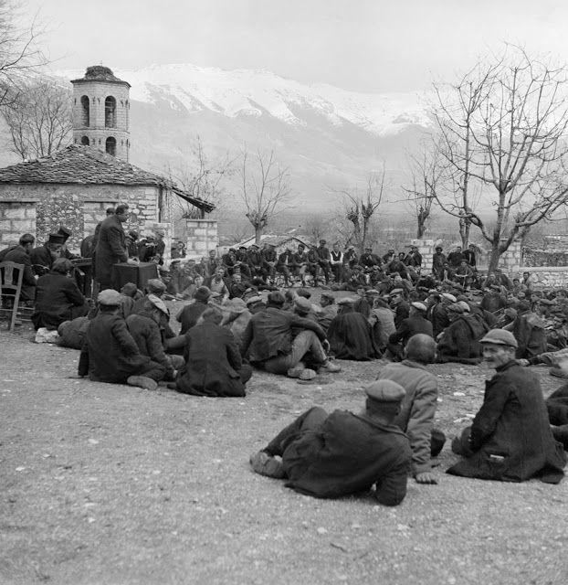 ΤΟ ΑΝΤΑΡΤΙΚΟ ΣΤΗΝ ΗΠΕΙΡΟ 1941-1944 έκθεση φωτογραφίας του Κώστα Μπαλάφα