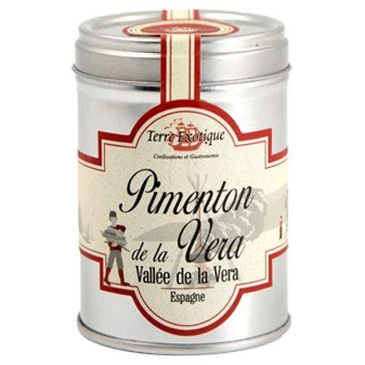Pimenton de la Vera, paprika