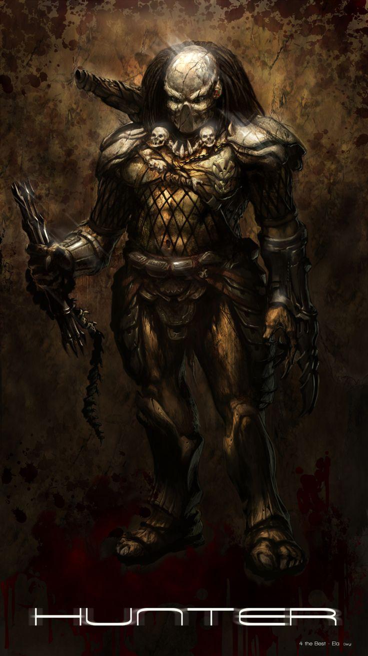 Predator - derylbraun.deviantart.com