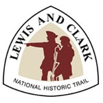 NPS website with the Lewis and Clark trail marked. OMG - when you are young and your mom's a teacher (read - broke) with 6 weeks off during the summer what do you do? You travel up and down the Pacific Coast with your tent in your VW wagon.  That's what we did. We camped along the Lewis and Clark Trail along the way.  It was in hindsight, a great way to grow up.