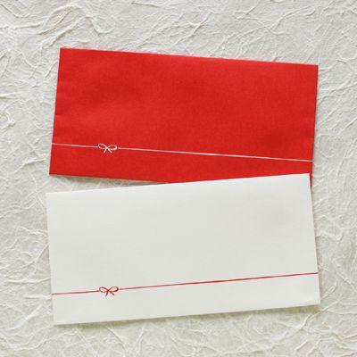 和紙 のし袋 古川紙工 かわいい 「乙女ノのし袋」 - 木乃香