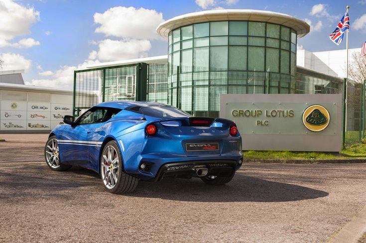 Lotus Evora 400 Hethel Edition revealed   Autocar