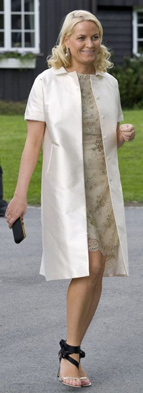 Crown princesse Mette-Marit of Norway