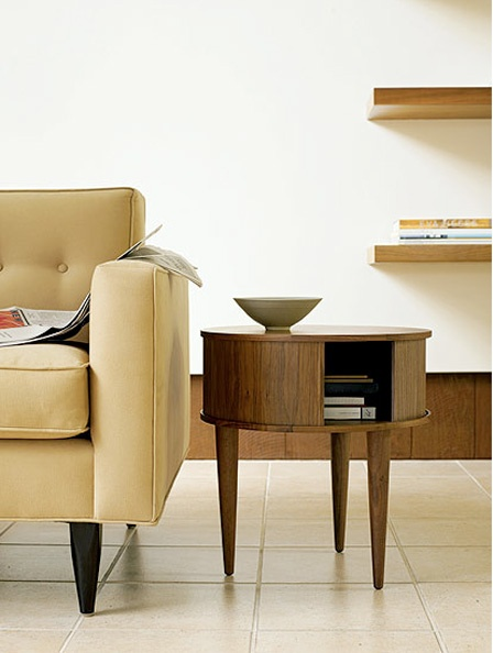 Rolly Side Table