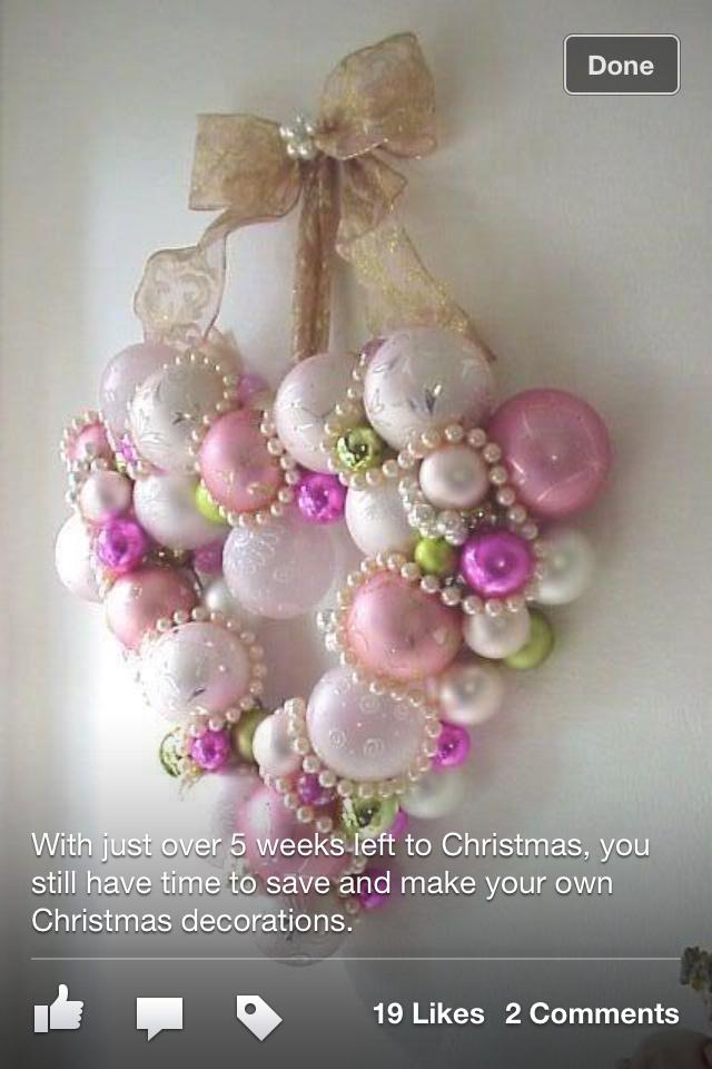 193 Best Christmas   Pink Christmas Images On Pinterest | Christmas Ideas,  Merry Christmas And Shabby Chic Christmas