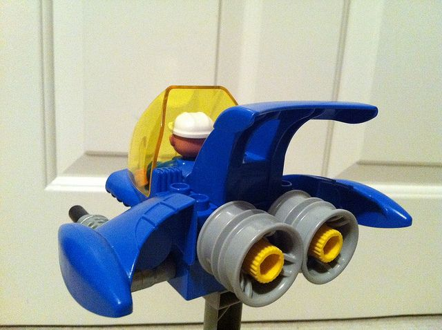 LEGO Duplo Toolo Spaceship 2