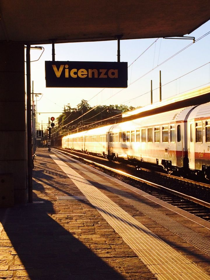 Stazione Vicenza em Vicenza, Veneto