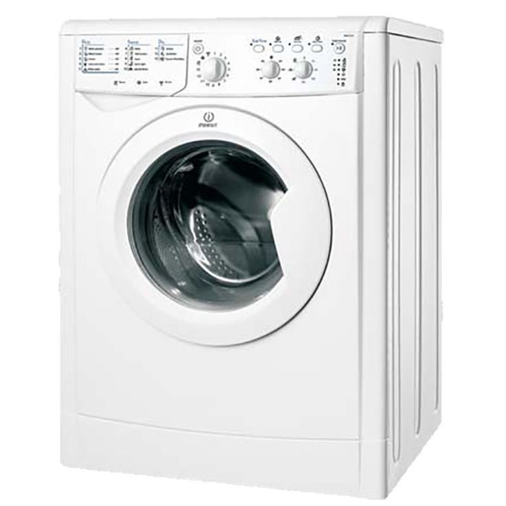 Double Deal... not only do you get a great price on this little beauty, but you get the functions of two machines in one with Indesit's Combo Washer Dryer. If you are short of space for your laundry appliances, why not kill two birds with one stone ... oh, and did I mention it's on sale?&