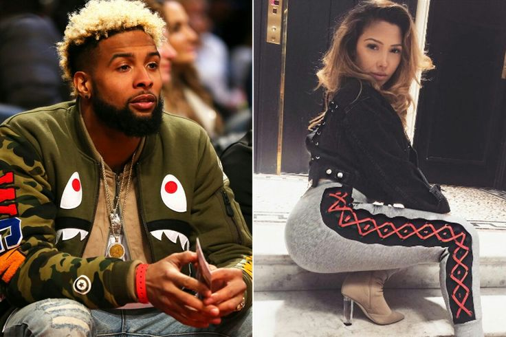 Polyxeni Ferefeli - Odell Beckham Jr. Girlfriend 2017