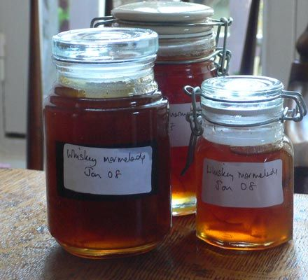 Whiskey marmalade. Add a kick to a classic. Marmalade lovers won't be able to resist