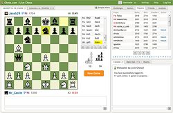 Great free chess site of course you can upgrade for classes etc..