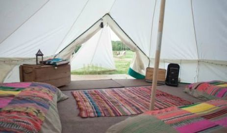 glamping-wales-cwm-ty-coed-bell-tent-interiors
