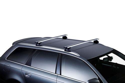 "2011-2016 Hyundai Elantra Thule Roof Rack Kit - 53"""" AeroBlade Bars (Z028)"