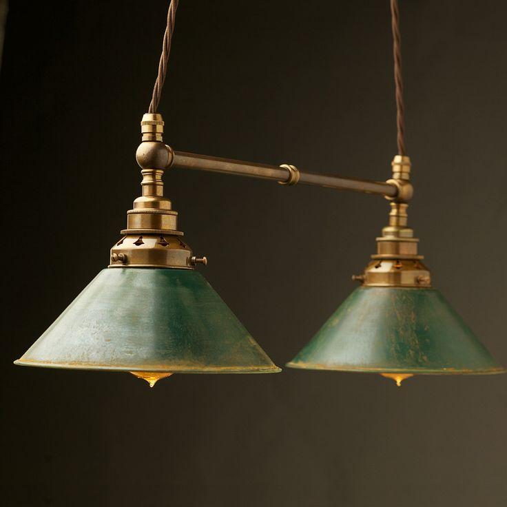 pendente cozinha - Twin-light-pendant-8-inch-coolie