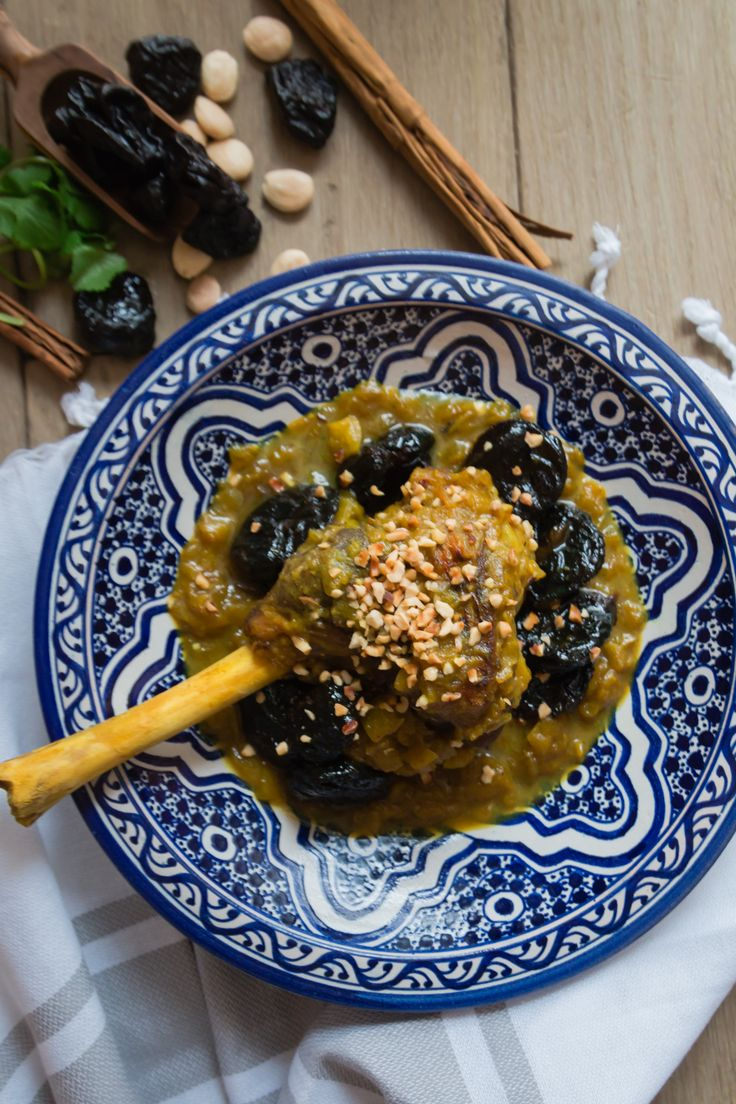 35 best moroccan food images on pinterest moroccan cuisine lamb tagine with prunes forumfinder