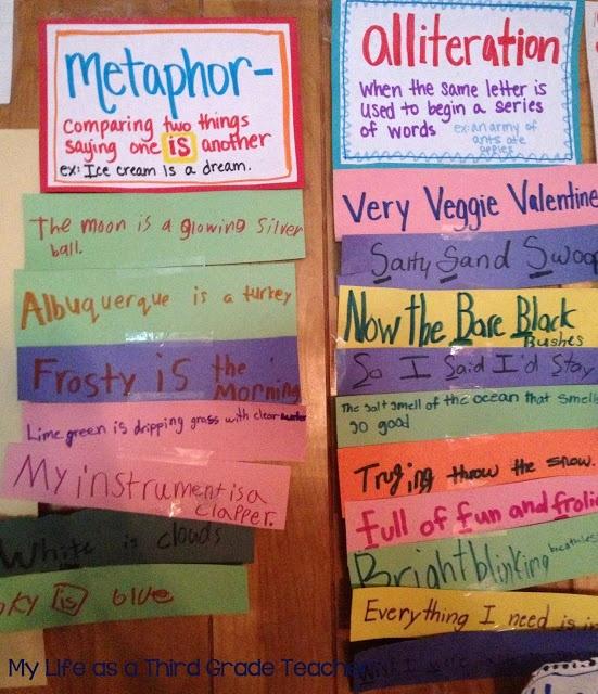 34 best similes images on pinterest reading teaching