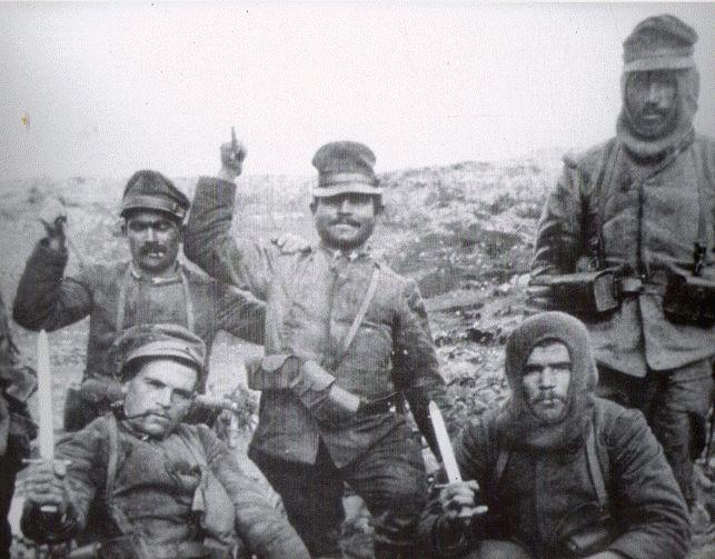Arditi Brigata Sassari WW1