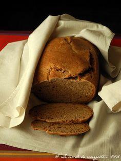 Chez moi les enfants mangent du pain de mie à tous les petits-déjeuners. Je l'achète la plupart du temps mais il m'arrive parfois d'en faire à la machine à pain. C'est quand même bien plus ...