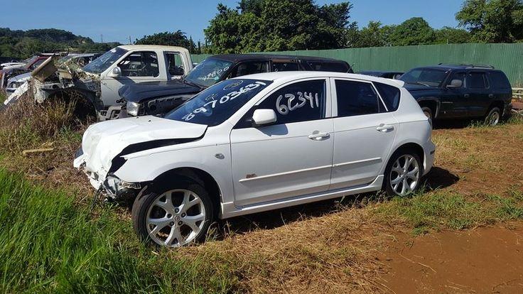 Mazda 3 2008 (8/16) Junker Borges 787-210-3915
