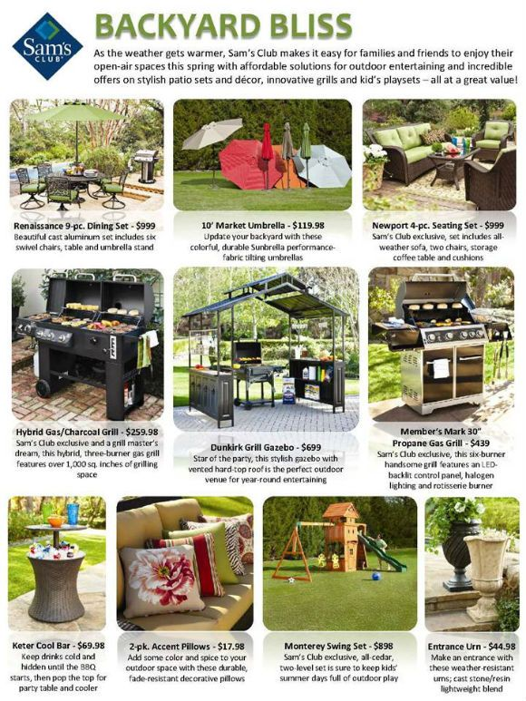 sam's club memorial day sale