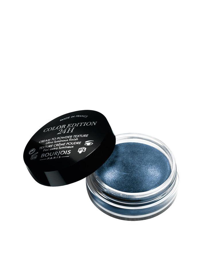 Bourjois Color Edition 24hrs Cream To Powder Eyeshadow