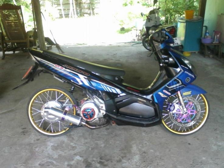 Yamaha nouvo mx 150